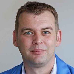 Tony Heywood – OSIE UK's new Production Manager