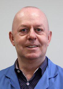 Derek Williams – General Manager OSI Electronics UK.